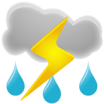 Thunderstorms-icon